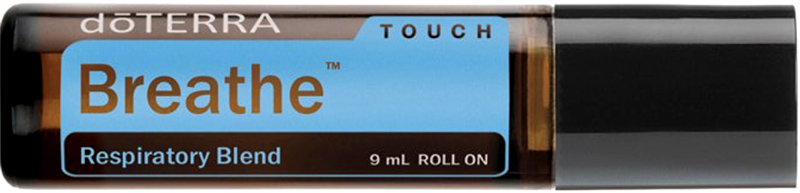 dT Breathe TOUCH Roll-On