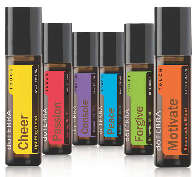 Emotional Aromatherapy TOUCH