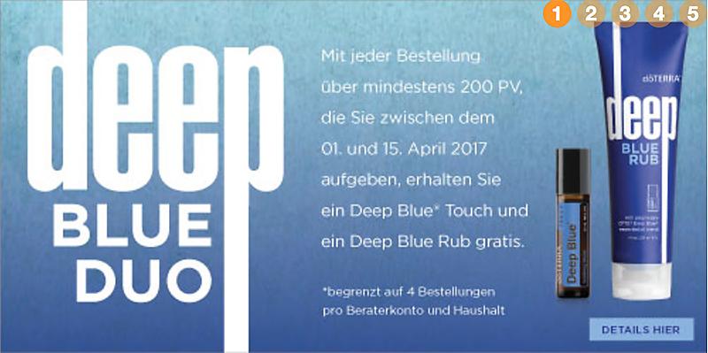 dT DeepBlue DUO Aktion
