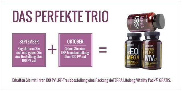 dōTERRA Das Perfekte Trio
