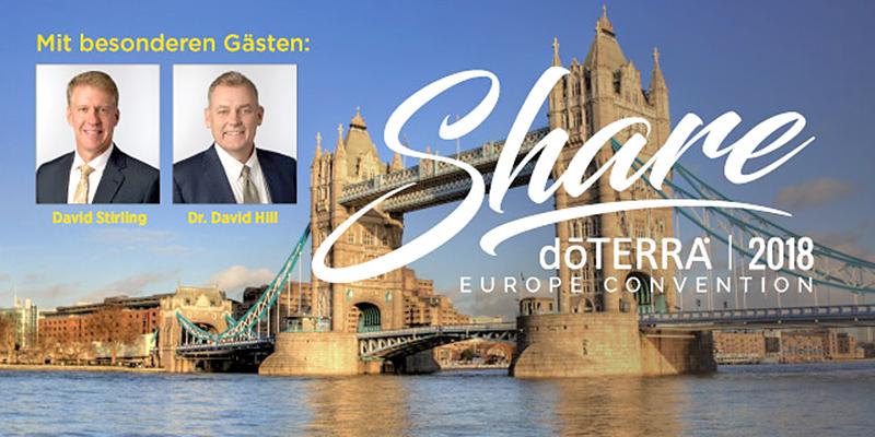 dōTERRA Europe convention 2018