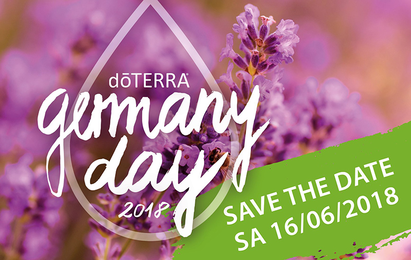 dōTERRA Germany Day 2018 in Frankfurt