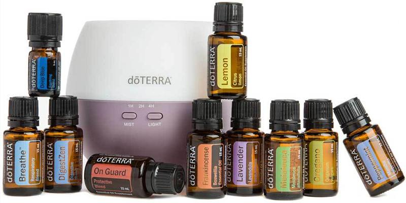 dōTERRA home-essential-kit