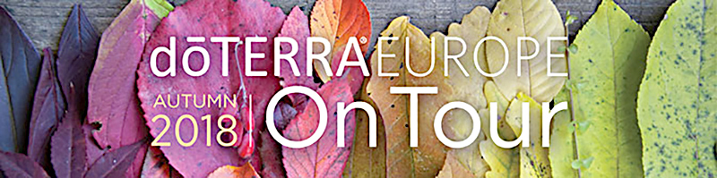 dōTERRA OnTour Herbst 2018
