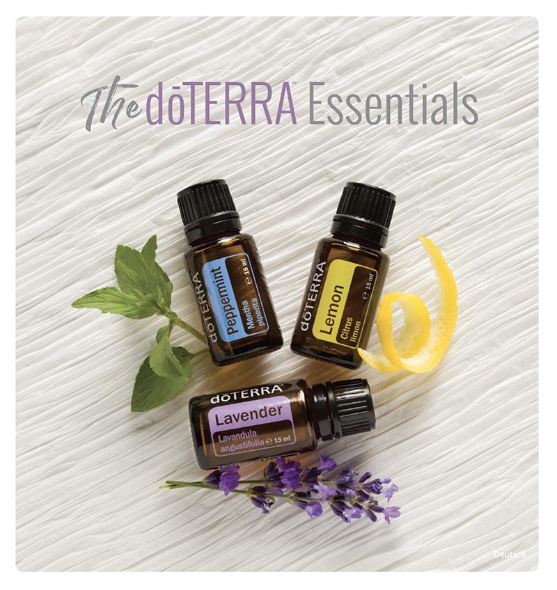 dōTERRA essentials