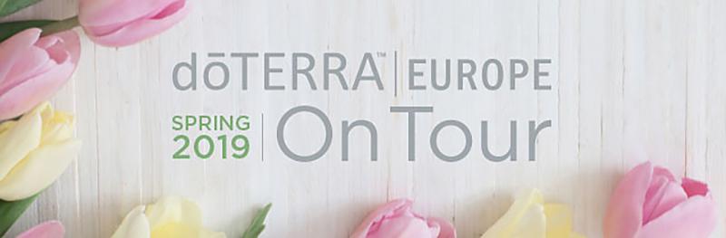 dōTERRA Spring-Tour 2019