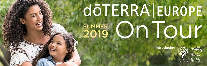 dōTERRA OnTour Summer 2019